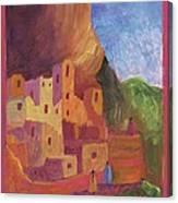 Mesa Verde Revisited Canvas Print