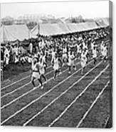 Olympic Games, 1912 Canvas Print