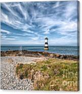 Penmon Point Canvas Print