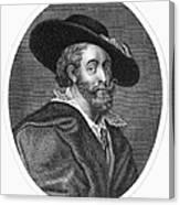 Peter Paul Rubens Canvas Print