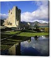 Ross Castle, Killarney, Co Kerry Canvas Print