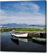 Roundstone, Connemara, Co Galway Canvas Print