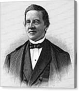 Samuel J. Tilden (1814-1886) Canvas Print