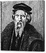 Sebastian Cabot Canvas Print