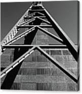 Shaft Tower Canvas Print