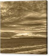 Southbourne Beach Canvas Print