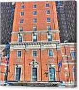 Statler Towers Canvas Print