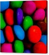 Sweet Abstract Canvas Print