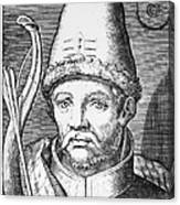 Tamerlane (1336?-1405) Canvas Print