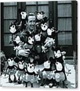 The Walt Disney Family Museum Canvas Print