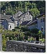 Ticino Canvas Print