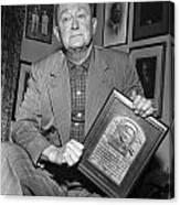 Ty Cobb (1886-1961) Canvas Print