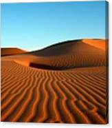 Ubari Sand Sea, Libya Canvas Print