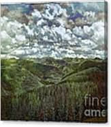 Vail Vista Canvas Print