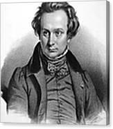 Victor Hugo (1802-1885) Canvas Print