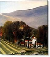 Vintage Year Canvas Print