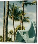 Wailea Beach Maui Hawaii Canvas Print