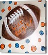 War Eagle Canvas Print