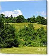 West Virginia Farm Canvas Print