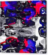 Cromatic Canvas Print