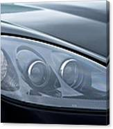 2002 Chevrolet Corvette Head Light Canvas Print