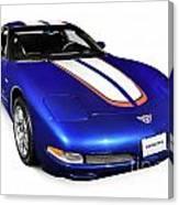 2004 Chevrolet Corvette C5 Canvas Print
