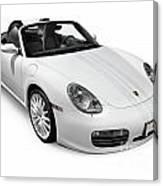 2008 Porsche Boxster S Sports Car Canvas Print