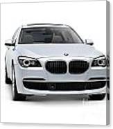 2010 Bmw 760li Individual Luxury Sedan Canvas Print