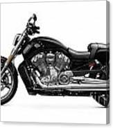 2010 Harley-davidson Vrsc V-rod Muscle Canvas Print