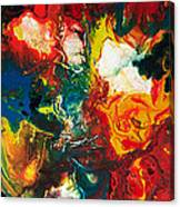 2010 Untitled Series #5 Canvas Print