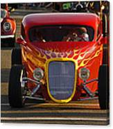 2012 Grants Pass Cruise - Hot Rod Rules Canvas Print