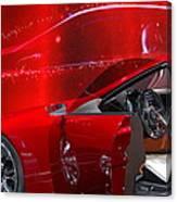 2013 Lexus L F - L C Canvas Print