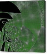 Twirling Shine Canvas Print