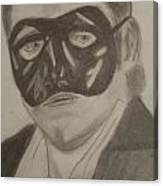 Masquerade 2 Canvas Print