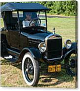 27 Ford Canvas Print