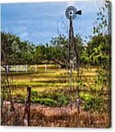 281 Family Farm Canvas Print