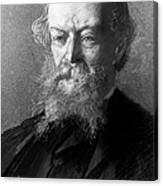 Algernon C. Swinburne Canvas Print