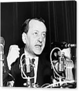 Andre Malraux (1901-1976) Canvas Print