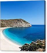 Andros Island - Greece Canvas Print