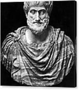 Aristotle (384-322 B.c.) Canvas Print