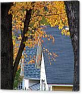 Autumn In America Canvas Print