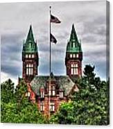 Buffalo Psychiatric Center Canvas Print