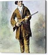 Calamity Jane (c1852-1903) Canvas Print