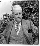 Carl Van Vechten (1880-1964) Canvas Print