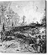 Civil War: Spotsylvania Canvas Print