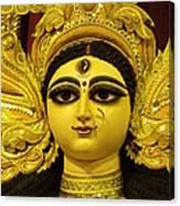 Durga Goddess 2012 Canvas Print