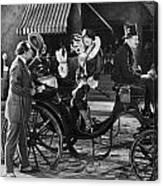 Film: Transportation: Misc Canvas Print