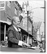 Gerald Ford (1913-2006) Canvas Print