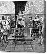 Gustavus II (1594-1632) Canvas Print