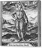 Henry IIi (1551-1589) Canvas Print